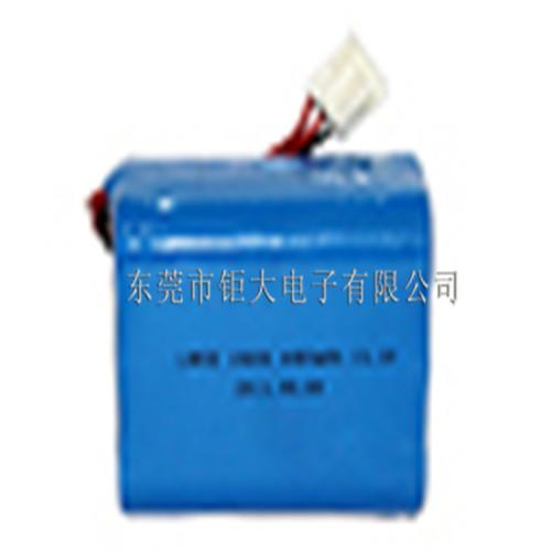 11.1V 4400mAh锂电池