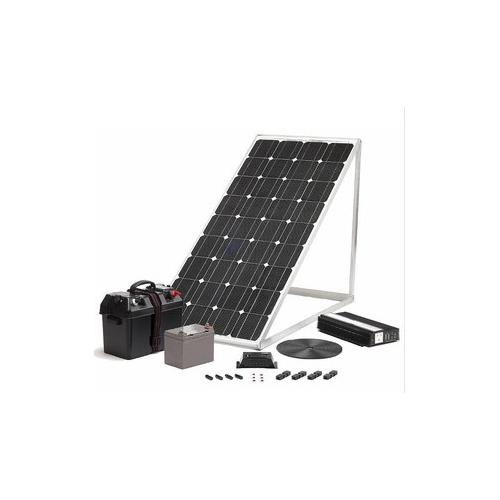 高效率200W太阳能发电机组