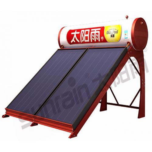 太阳能热水器平板一体机