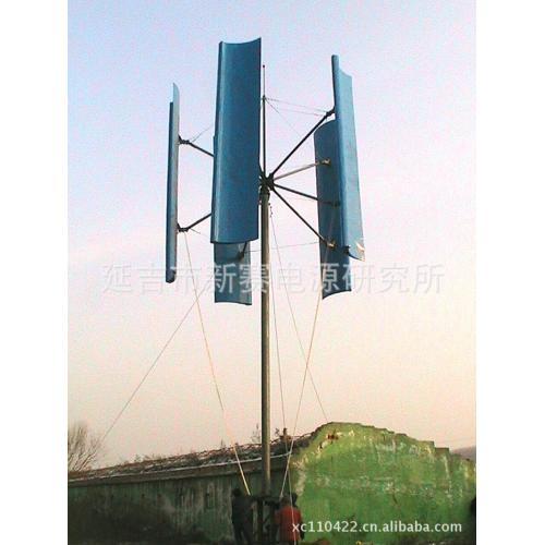 15KW风光互补发电机组