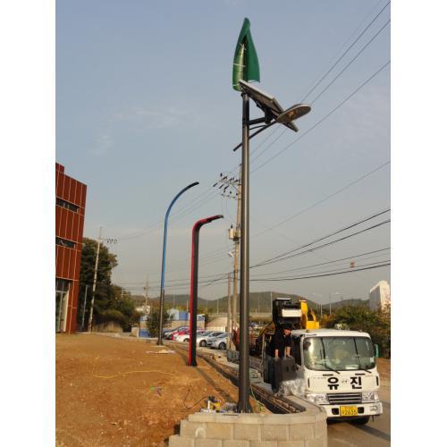 风光互补垂直轴风力发电机发电机组