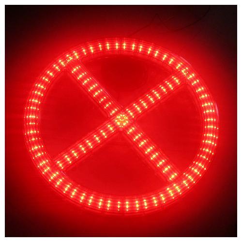 LED禁止通行警示灯