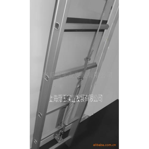 钢丝绳导轨爬梯
