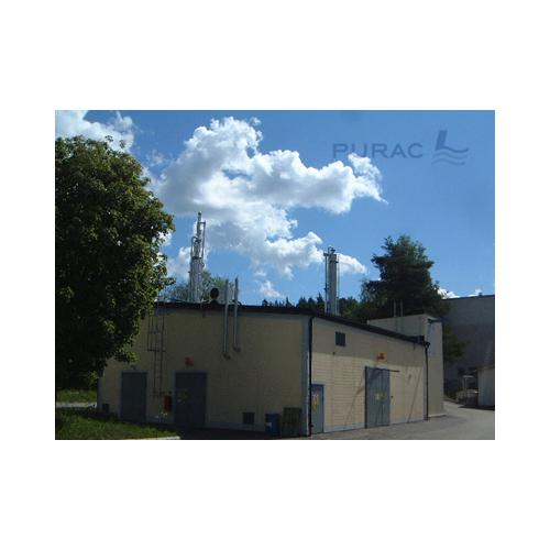 低压二氧化碳吸收技术