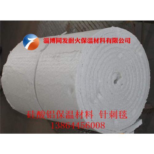 普通型硅酸铝纤维毯-陶瓷纤维毯