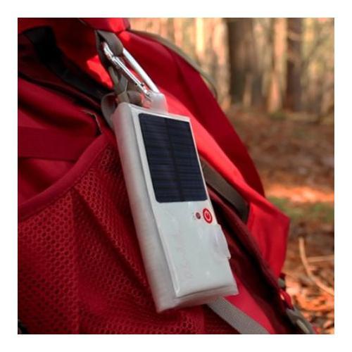 太陽能充氣袋