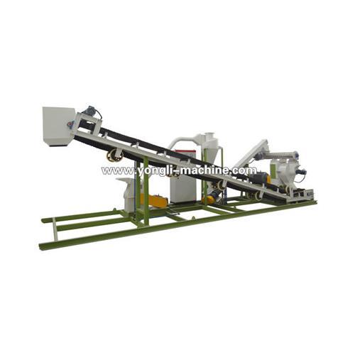 集装箱式木屑颗粒生产线
