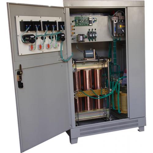 全自动大功率补偿式电力稳压器