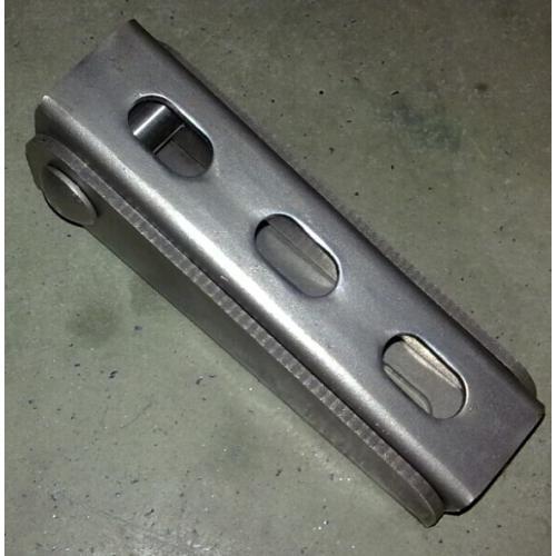 太陽能光槽C型鋼連接件