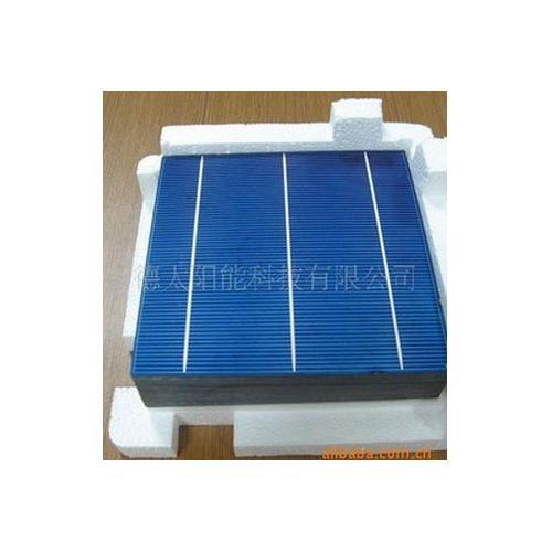 4.3W多晶太阳能电池片