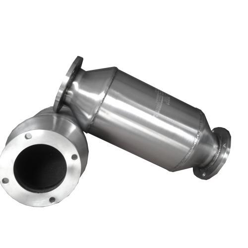 商用车LNG单体催化器