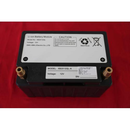 汽车启动锂电池(12v/20ah)图片