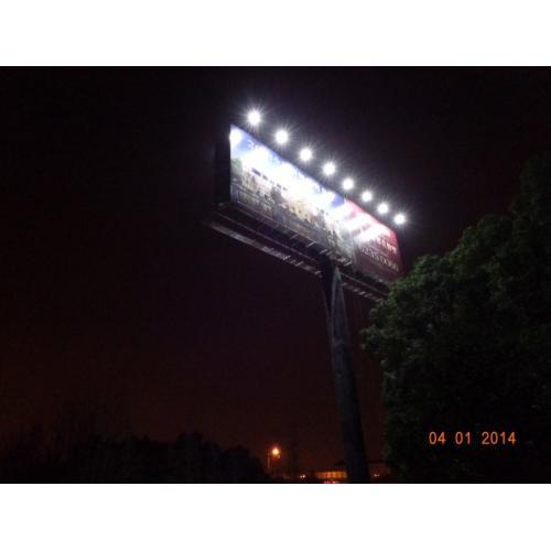 大型太阳能户外广告牌