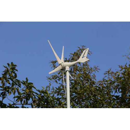 小型風力發電