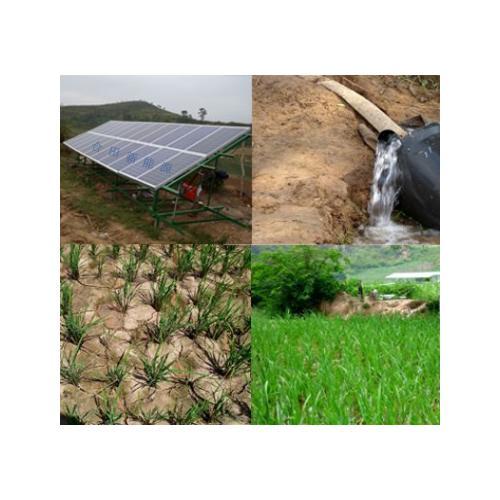 农业灌溉太阳能水泵