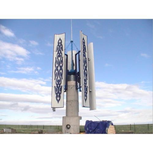 200KW垂直轴风力发电机