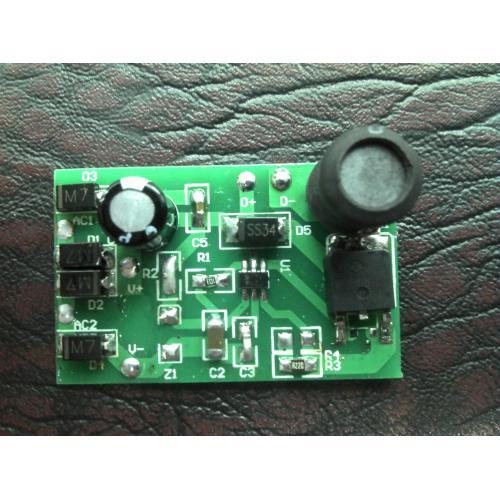 80V转10V LED驱动ic