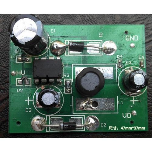 220V转12V单片机供电ic