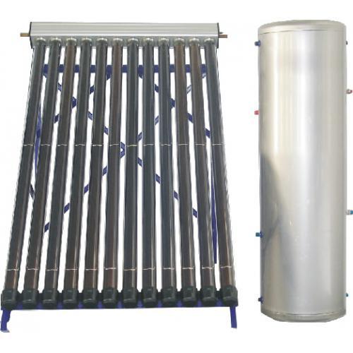 分體承壓式太陽能熱水器