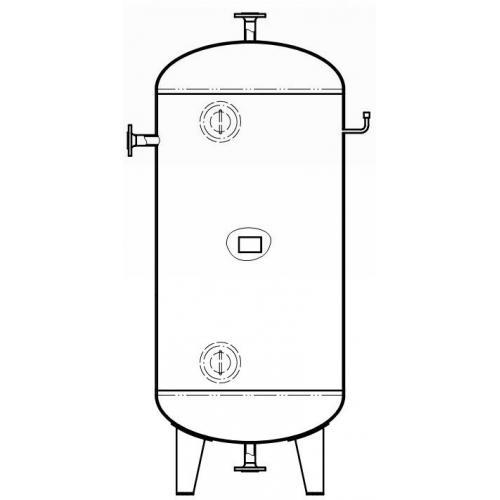 天然气排污罐