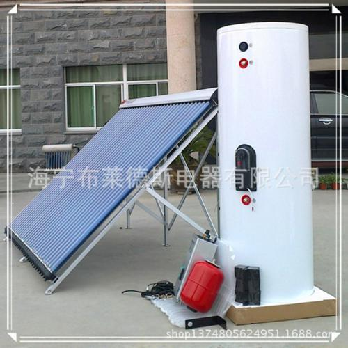 分體承壓彩鋼板太陽能熱水器
