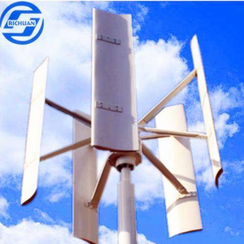 300W-50KW垂直轴风力发电系统
