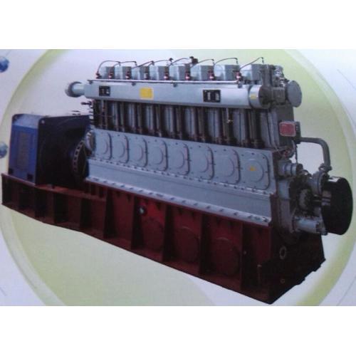 淄柴燃气发电机组