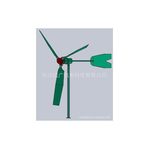 2KW自动变浆风力发电抽水机