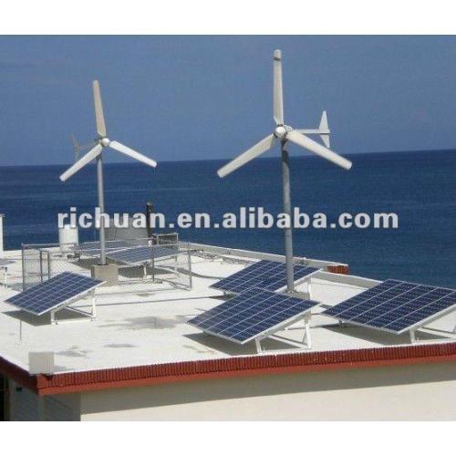 中小型风光互补发电设备1KW-200KW