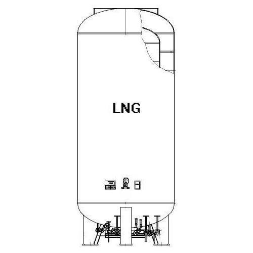 低温LNG液化天然气储罐