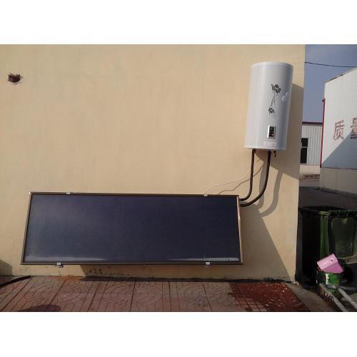 阳台壁挂式平板太阳能