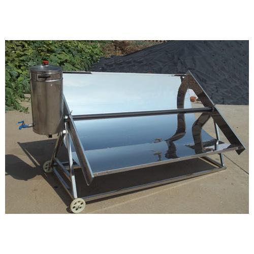 不銹鋼自動跟蹤式聚光太陽能開水器
