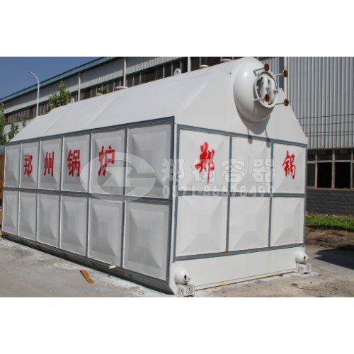 DZL系列快装链条炉排生物质锅炉