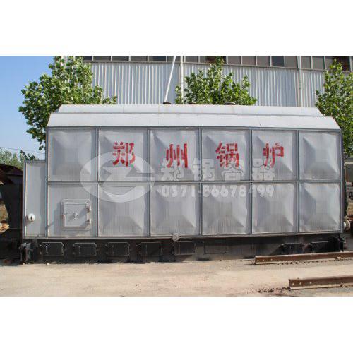 SZL系列组装链条炉排生物质锅炉