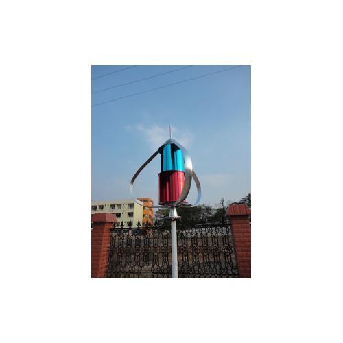 垂直型风光互补风力发电机