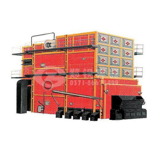 SHL系列散装链条炉排生物质锅炉