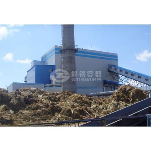 农林废弃物集中发电锅炉