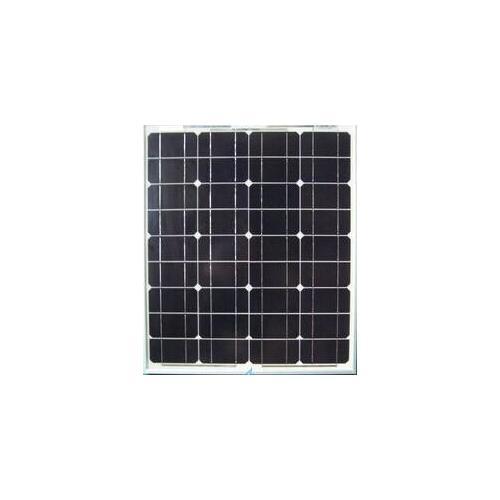 70W单晶硅太阳能电池板组件