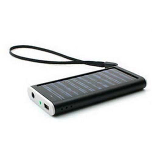 超薄太阳能移动电源