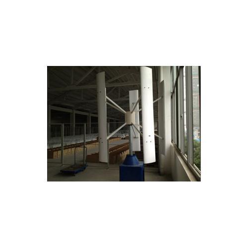 100W低风速垂直轴风力发电机
