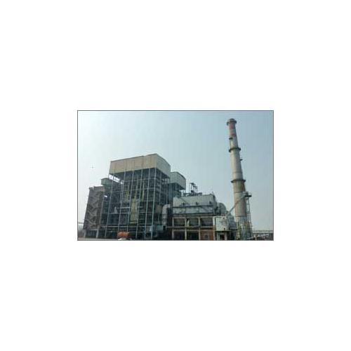 燃稻壳循环流化床生物质锅炉