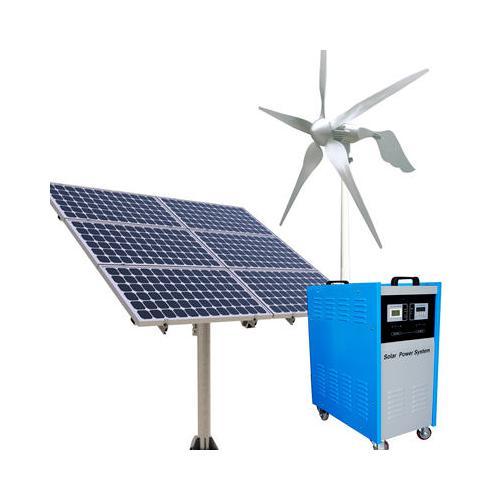 1.8KW家用风光互补供电系统