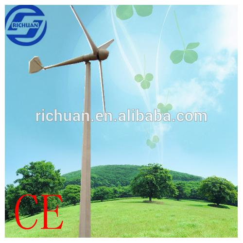 风力发电机组