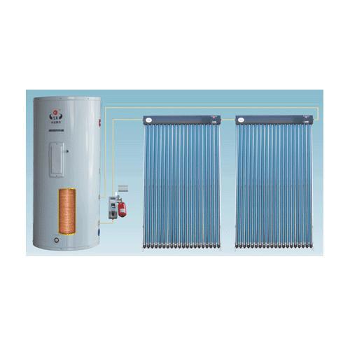 分離式太陽能熱水器