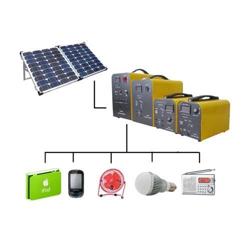 直流太阳能发电系统
