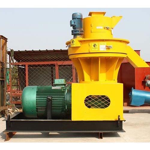 时产300kg秸秆颗粒机生产线