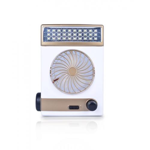太阳能台扇