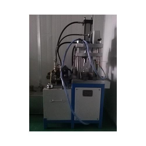 超级电容器用壳体整形机