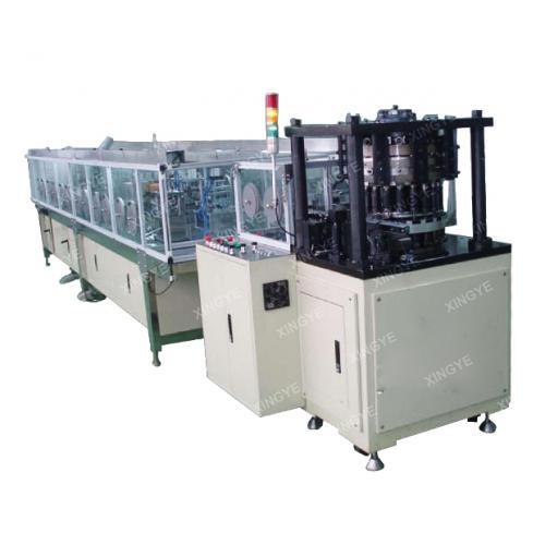扣式超级电容自动生产线
