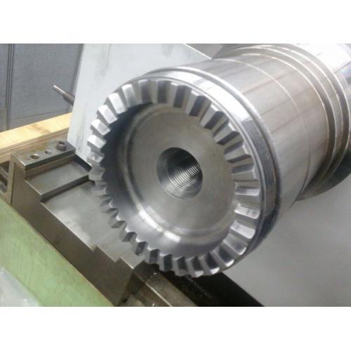 核工业泵圆弧端齿联轴器